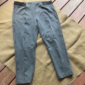 Terra & sky grey dress pants- Sz 1X stretch